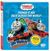 Thomas Thomas & Nia Race Across the World