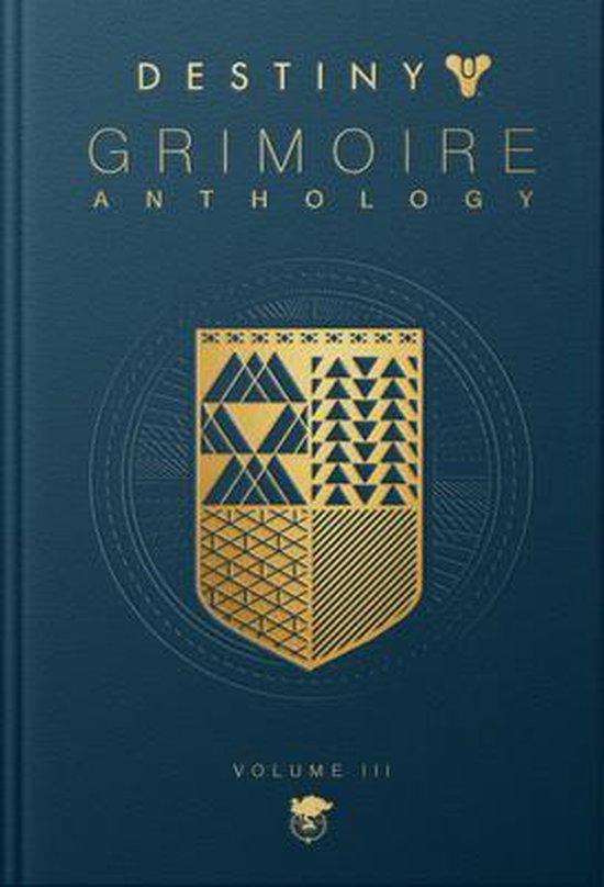 Destiny Grimoire Anthology, Volume III