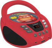 Disney Cars - Radio cd speler - cars speelgoed - Disney speelgoed - Rood