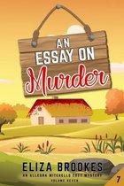 An Essay on Murder