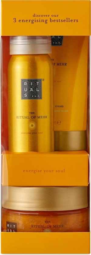 RITUALS The Ritual of Mehr Trial Giftset