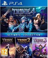Trine Ultimate Collection PS4-game
