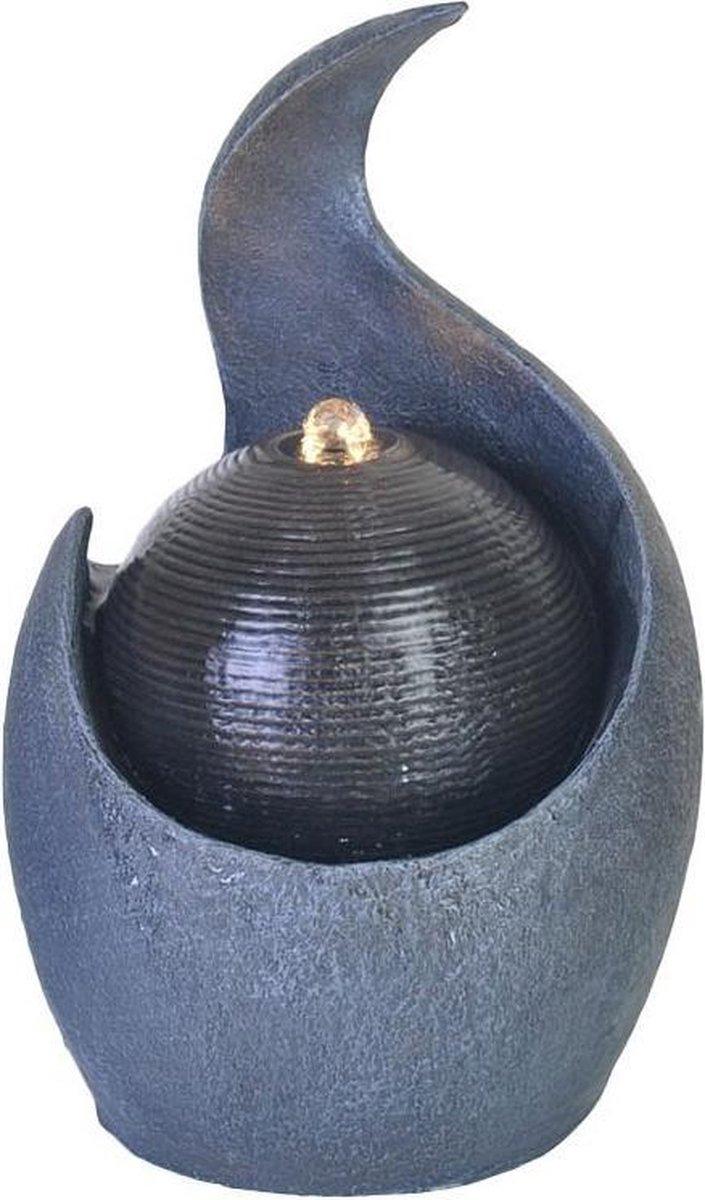Feel Furniture - Fontein - Voor binnen en buiten - Bal met vlam
