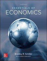Boek cover Essentials of Economics van Bradley Schiller (Paperback)