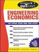 Boek cover Schaums Outline of Engineering Economics van Jose Sepulveda (Paperback)
