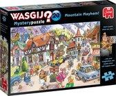 Wasgij Mystery 20 Vakantie in de Bergen! puzzel - 1000 stukjes