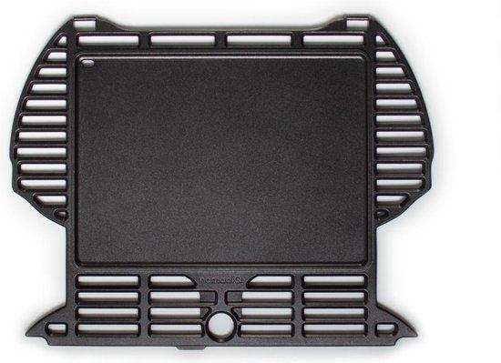 nomadiQ dichte grillplaat
