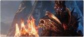 Gaming Muismat XXL - 70x30 CM - World of Warcraft - PC Gaming Setup
