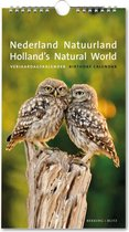 Nederland Natuurland Verjaardagskalender