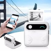 Bang beng Pocket printer - Mobiele fotoprinter - Mini printer- Sprocket - Perigpage - Zakformaat, Bluetooth, inclusief papier.