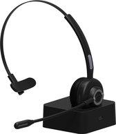 Sybra® Draadloze headset met microfoon - Koptelefoon - Bluetooth 5.0 - Handsfree