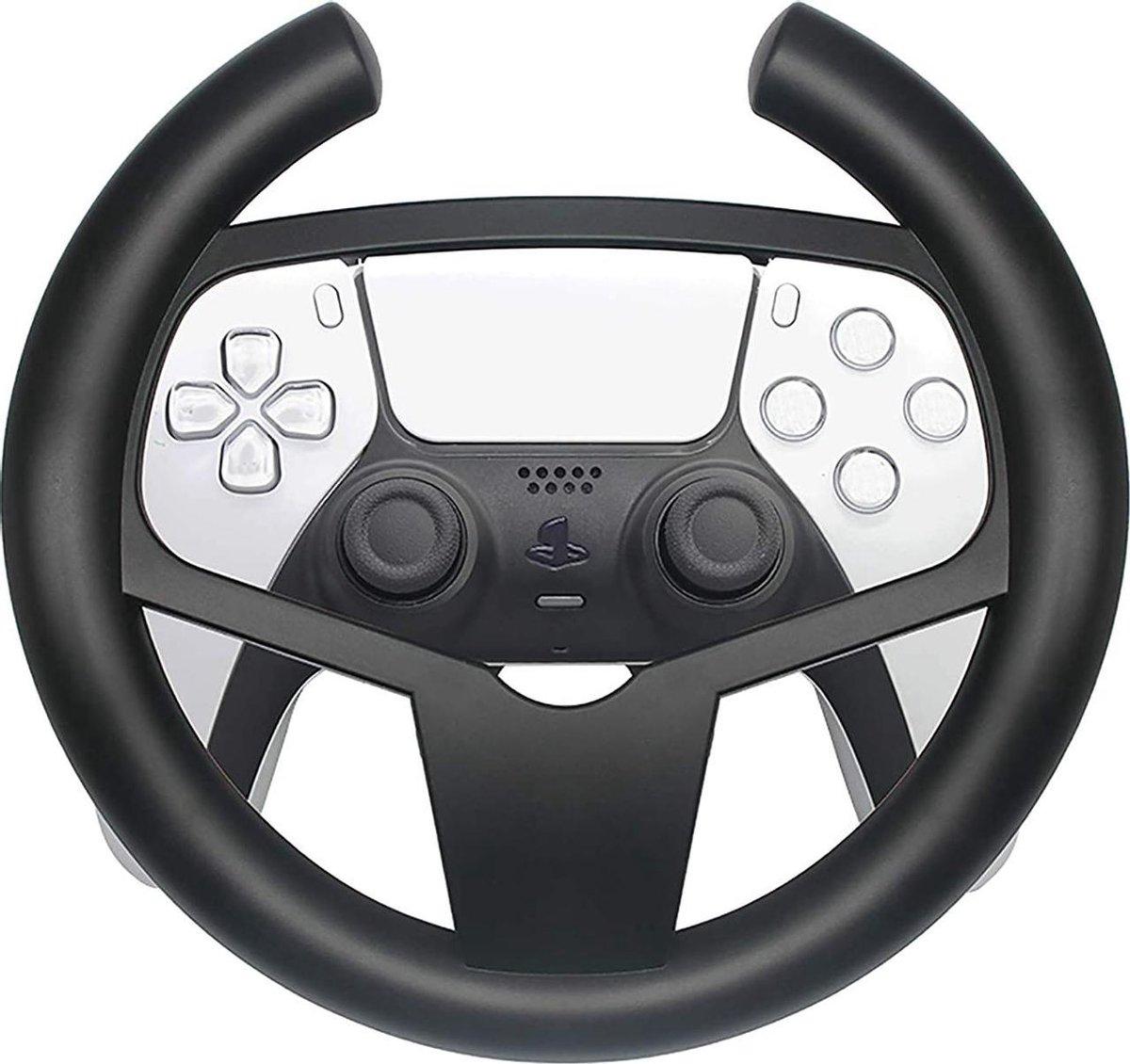 DrPhone RSW - PS5 Stuurwiel - Racestuur Compatibel met Playstation 5 PS5 Controller - Geschikt voor