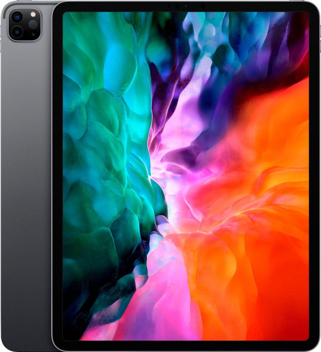 Apple iPad Pro 12.9 4e Generatie - Gereviseerd door SUPREME MOBILE - A GRADE - Alleen Wi-Fi - 128 GB - Ruimte Grijs