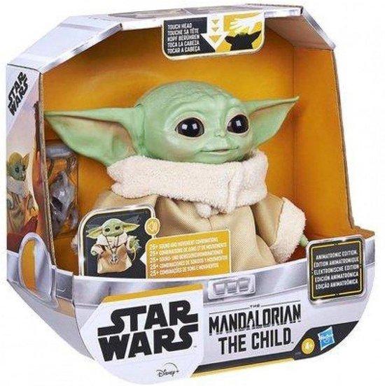 Star Wars The Mandalorian The Child Yoda Animatronic Edition - Speelfiguur