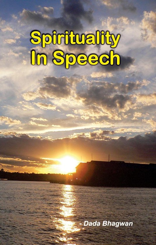 Omslag van Spirituality in Speech (In English)