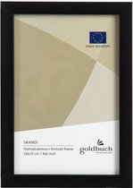 GOLDBUCH GOL-900892 Fotolijst SKANDI Zwart voor 10x15 cm