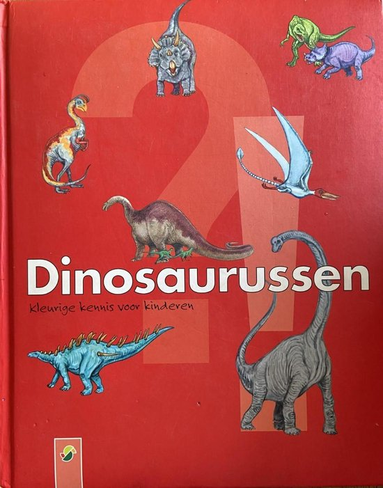 Boek cover Dinosaurussen van Bärbel Oftring (Onbekend)