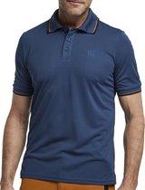 Tenson Pargas Poloshirt - Mannen - donker blauw