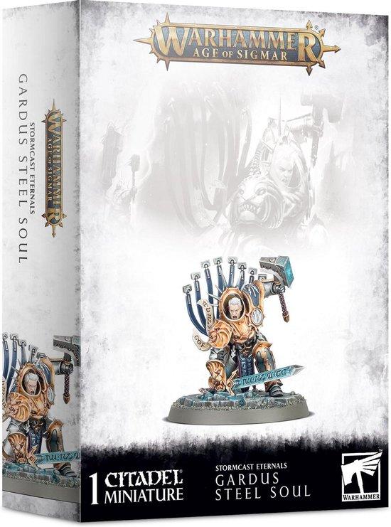 Afbeelding van het spel Stormcast Eternals Gardus Steel Soul
