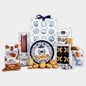 EBM Cadeaupakket Geschenkset Geschenkpakket Kerstpakket Hollandse Cadeautjes Delfts Blauw - tas L