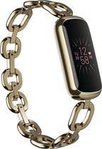 Fitbit Luxe - Activity Tracker dames - Special Edition - Goud