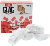 ProBloc-25 tegen muizen; handige blokken muizengif