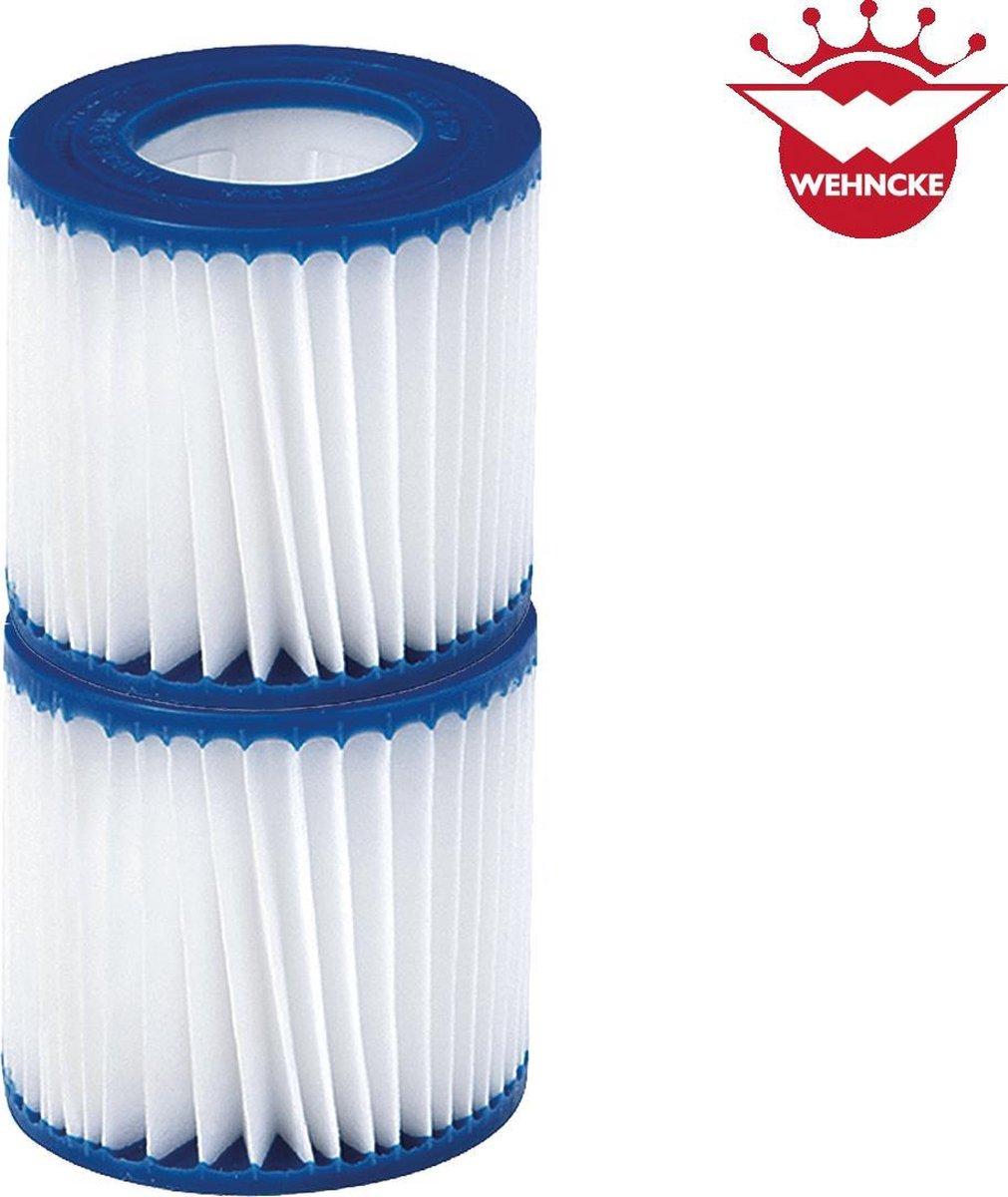 Wehncke / Jilong filter cartridge type-S 2 pcs