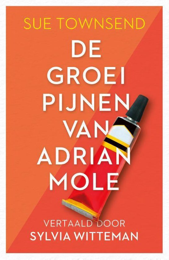 Adrian Mole  -   De groeipijnen van Adrian Mole