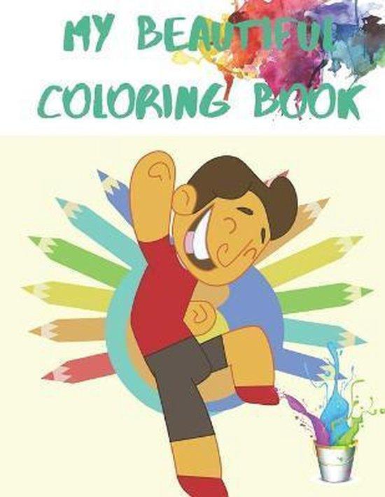 My Beautiful Coloring Book