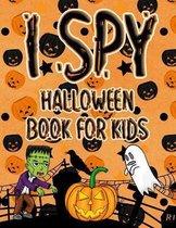 I Spy Halloween Book For Kids