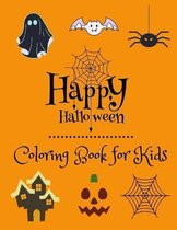 Happy Halloween Coloring Books for Kids