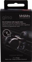 Mr & Mrs Fragrance - Gino Cedar Wood - Car Scent