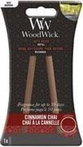 WoodWick Auto Reeds - Refill - Cinnamon Chai