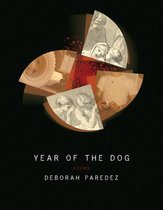 Boek cover Year of the Dog van Deborah Paredez
