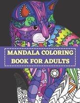 Mandala Coloring Book for Adults: Big Mandala Coloring Book for Adults with 100 Highly Det