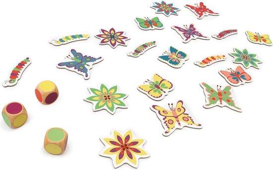 Thumbnail van een extra afbeelding van het spel Scratch Mini Game: CATCH-A-BUTTERFLY, in vormendoos 13x10,8x3,5cm, 3+