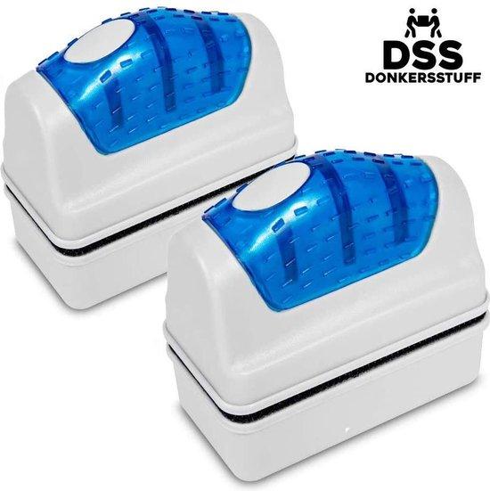 Donkersstuff - Algenmagneet - Drijvende magneet - Aquarium - Algenbestrijding aquarium - Aquarium magneet - Aquarium schoonmaken