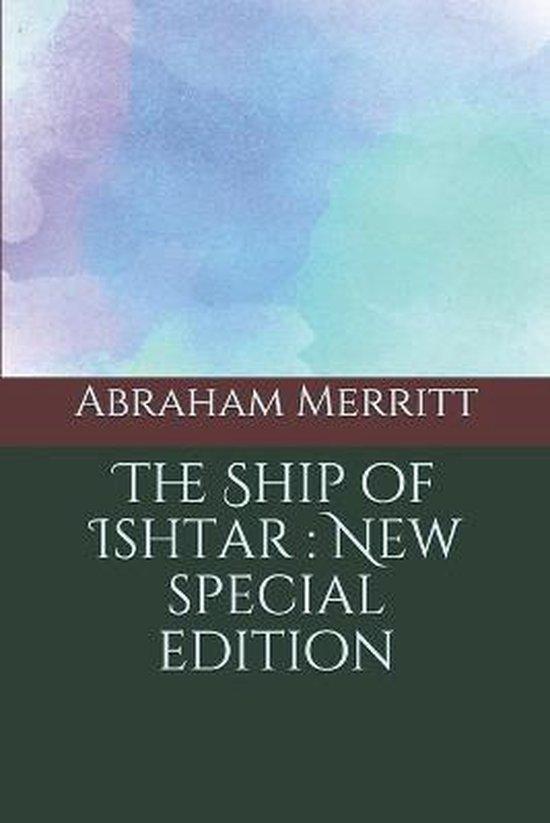 Boek cover The Ship of Ishtar van Abraham Merritt (Paperback)