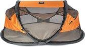 DERYAN Baby Luxe - Campingbedje – Inclusief zelfopblaasbare matras - Oranje -  2021