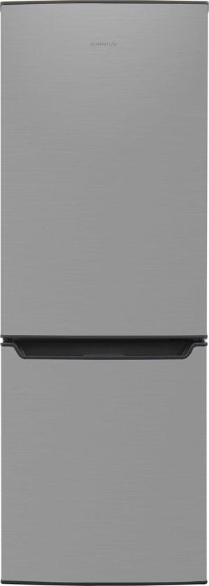 Koelkast: Inventum KV1435S - Koel-vriescombinatie - Zilver, van het merk Inventum