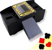 Kaartschudmachine - Automatisch -  Pokerset - Blackjack - Speelkaarten - Kaartschudder - Automatische Kaartschudmachine