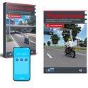 MotorTheorieboek 2021 – Rijbewijs A met Samenvatting en Apps - Rijbewijs A Nederland - Theorie Leren Motor 2021