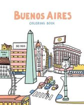 Buenos Aires Coloring Book