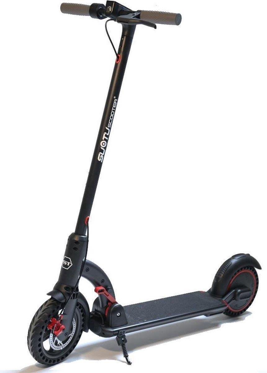 "Suotu R4 Elektrische Step | Opvouwbare E-scooter | 25-30KM Actieradius | Max. 25 -35 km/u | 8.5"" banden | Zwart"