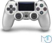 Kwalitatief Goede Wireless Controller - V2 - Geschikt voor PS4 - Zilver