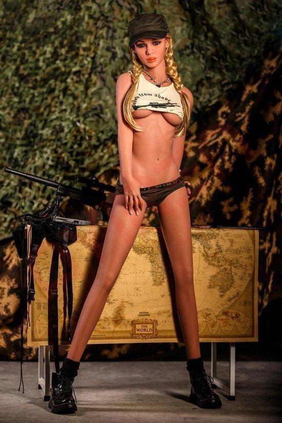 BYER Model Lichaam Fieke | Realistiche Sekspop | Luxery doll