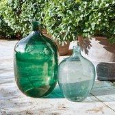 LOBERON Vaas set van 2 Cassian groen/blauw