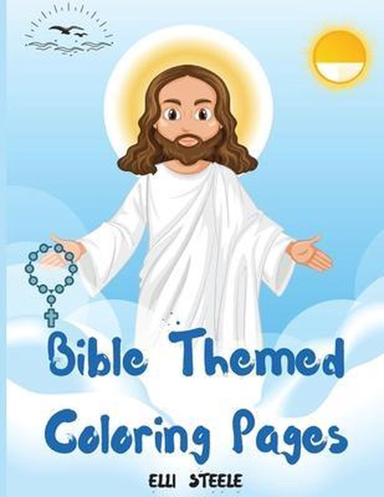 Bible Themed Coloring Pages