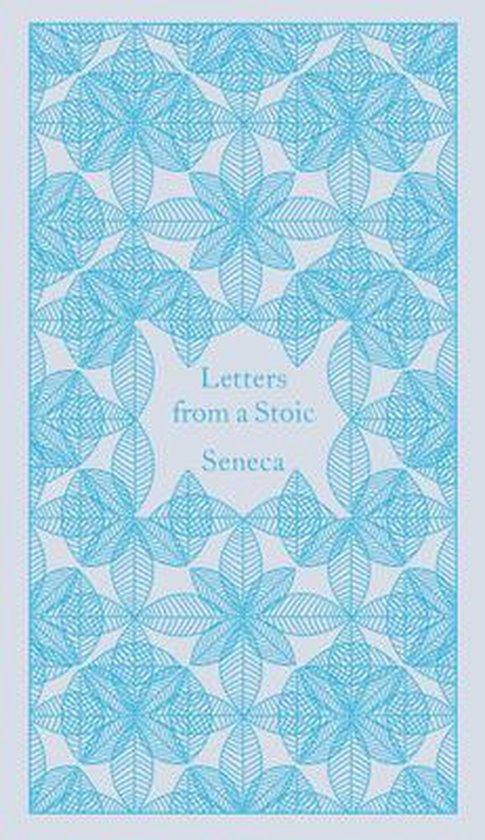 Boek cover Letters from a Stoic : Epistulae Morales Ad Lucilium van Lucius Annaeus Seneca (Hardcover)