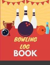 Bowling Log Book